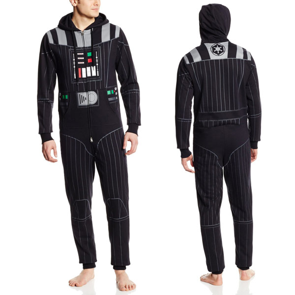 Star Wars Darth Vader Jumpsuit Pajamas