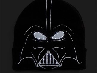 Star Wars Darth Vader LED Light Up Beanie