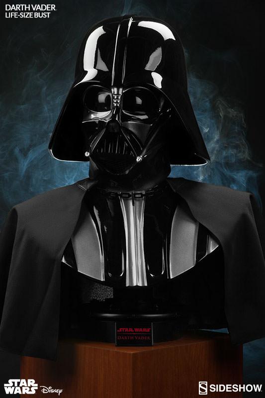 Star Wars Darth Vader Life-Size Bust