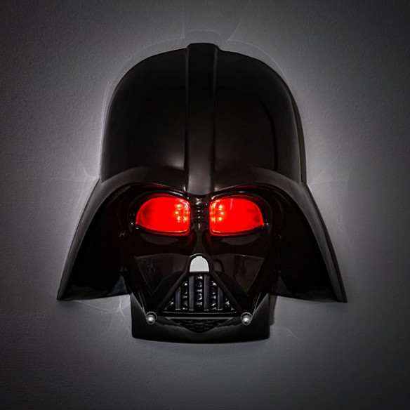 Star Wars Darth Vader Light and Sound Wall Decor