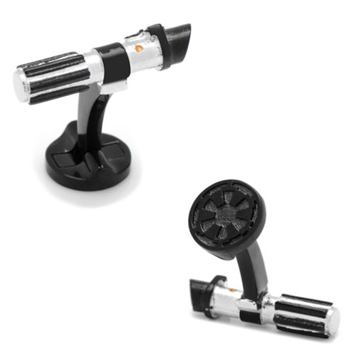 Star Wars Darth Vader Lightsaber 3D Cufflinks