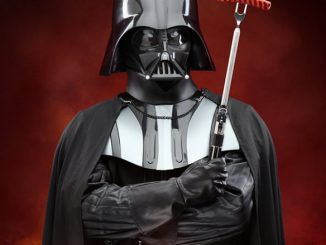 Star Wars Darth Vader Lightsaber BBQ Fork
