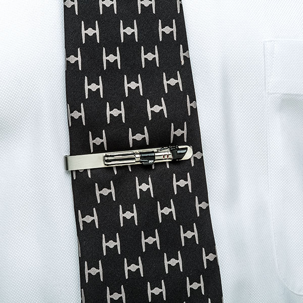 Star Wars Darth Vader Lightsaber Tie Bar