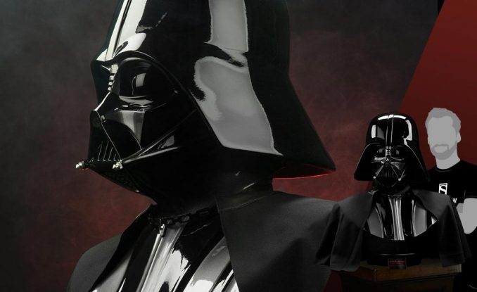 Star Wars Darth Vader Limited Edition Life Size Bust