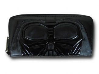 Star Wars Darth Vader Lines Womens Zipper Wallet