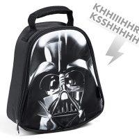 Star Wars Darth Vader Lunch Bag with Sound