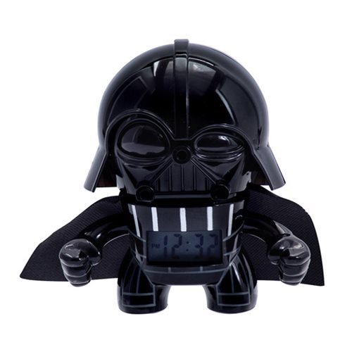 Star Wars Darth Vader Mini Bulb Botz Clock