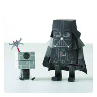Star Wars Darth Vader Momot Papercraft Figure Kit