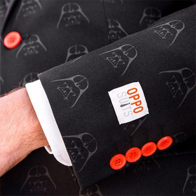 Star Wars Darth Vader OppoSuit