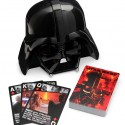 Star Wars Darth Vader Playing Cards With Helmet Case