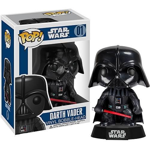 Star Wars Darth Vader Pop! Vinyl Figure Bobble Head