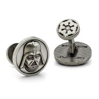 Star Wars Darth Vader Relief Cufflinks