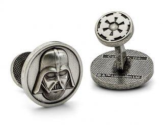 Star Wars Darth Vader Relief Cufflinks
