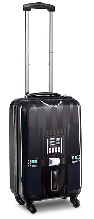 Star Wars Darth Vader Rolling Luggage