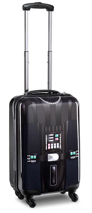 Star Wars Darth Vader Rolling Luggage