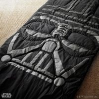 Star Wars Darth Vader Sherpa Sleeping Bag