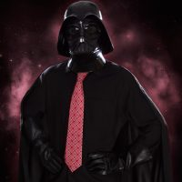 Star Wars Darth Vader Silk Tie