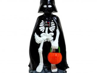 Star Wars Darth Vader Skeleton Garden Statue