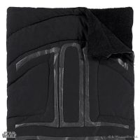 Star Wars Darth Vader Sleeping Bag Detail