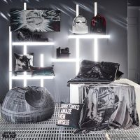 Star Wars Darth Vader Sleeping Bag Room