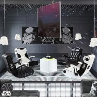 Star Wars Darth Vader Stormtrooper Gaming Chairs