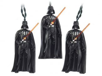 Star Wars Darth Vader String Lights