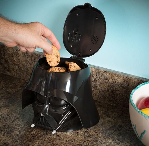 Star Wars Darth Vader Talking Cookie Jar