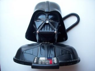 Star Wars Darth Vader Telephone