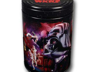 Star Wars Darth Vader Tin Can Coin Bank