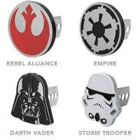 Star Wars Darth Vader Trailer Hitch Cover