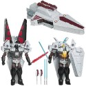 Star Wars Darth Vader Transformers Quad-Changer