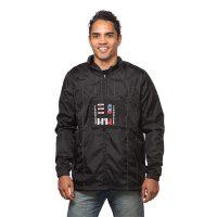 Star Wars Darth Vader Windbreaker Jackets