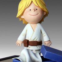 Star Wars Darth Vader and Son Luke Skywalker