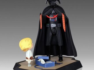 Star Wars Darth Vader and Son Maquette