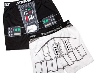 Star Wars Darth Vader and Stormtrooper Boxer Shorts