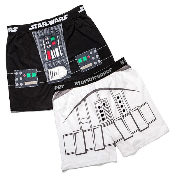 star wars darth vader stormtrooper boxers. Black Bedroom Furniture Sets. Home Design Ideas