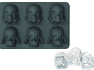Star Wars Darth Vader and Stormtrooper Ice Cube Tray