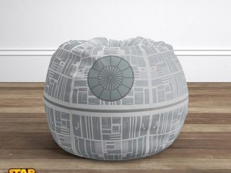 Star Wars Death Star Anywhere Beanbag