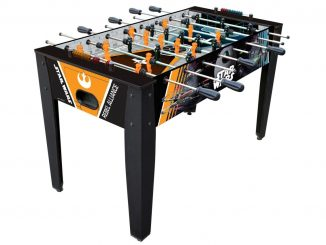 Star Wars Death Star Assault Foosball Table