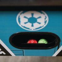 Star Wars Death Star Assault Foosball Table Ball Return