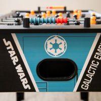 Star Wars Death Star Assault Foosball Table Galactic Empire