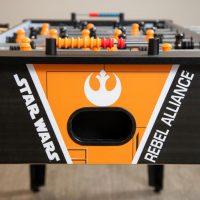 Star Wars Death Star Assault Foosball Table Rebel Alliance