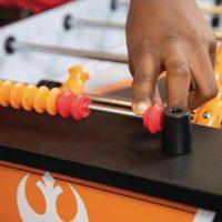Star Wars Death Star Assault Foosball Table Score