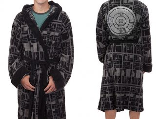 Star Wars Death Star Bathrobe