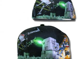 Star Wars Death Star Battle 59Fifty Cap