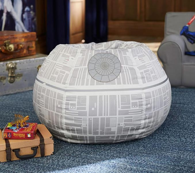 Star Wars Death Star Beanbag
