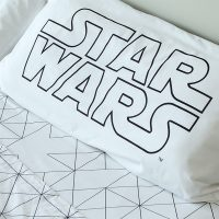 Star Wars Death Star Bedding