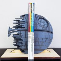 Star Wars Death Star Book Ends