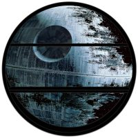 Star Wars Death Star Bookshelf