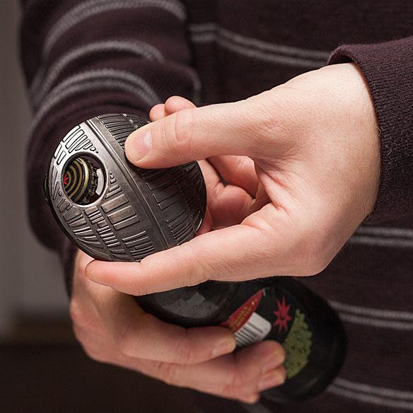 Star Wars Death Star Bottle Opener